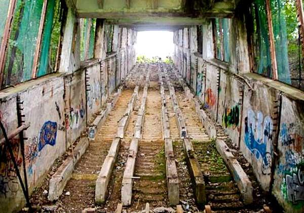 заброшенные станции метро москвы фото