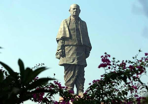 Индийская «Статуя Единства» - 182 метра