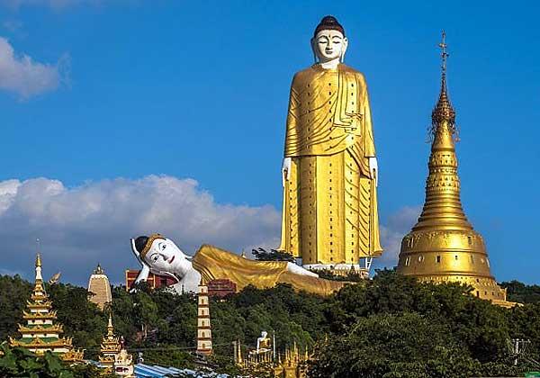 Лайкун Сеткар в Мьянме – 116 метров