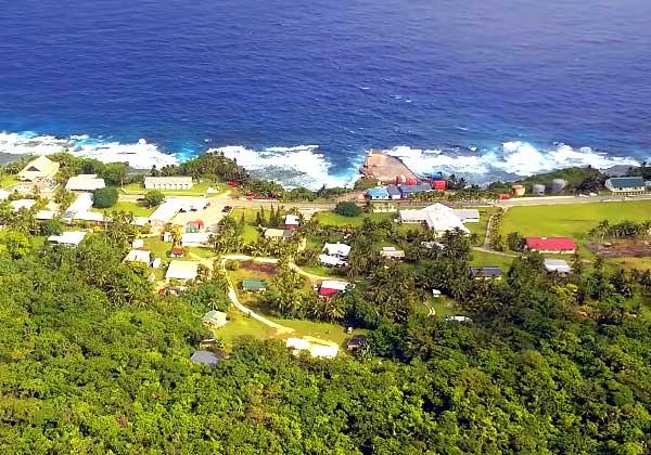 Остров Ниуэ